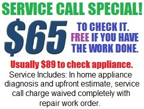 Appliance Repair Service Of Palmetto 941 721 8900